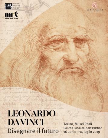 Leonardo Mostra a Torino 2019